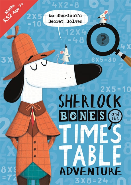 Sherlock Bones Times Tables