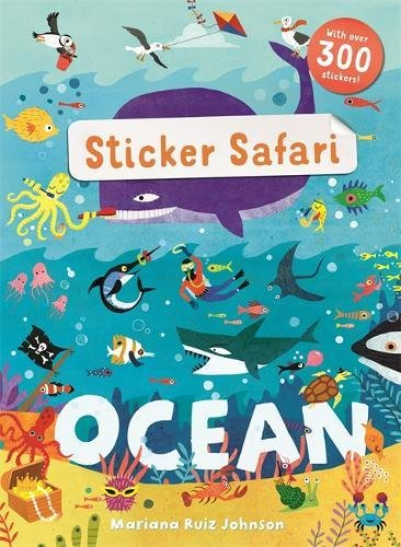 Sticker Safari - Ocean