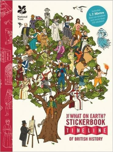 Stickerbook of British History