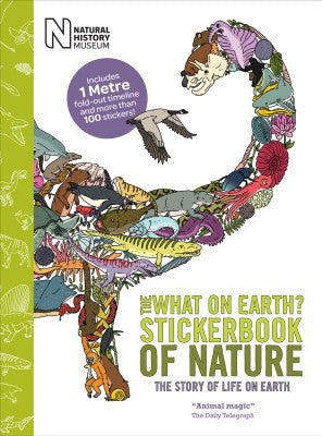 Stickerbook of Nature