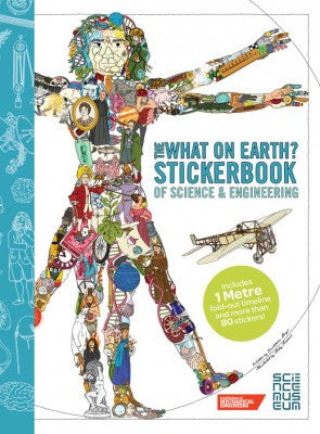 Stickerbook of Science and Engineering