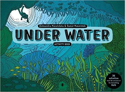 Under Water Activity Book