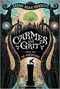 Wingsnatchers Book 1 - Carmer and Grit