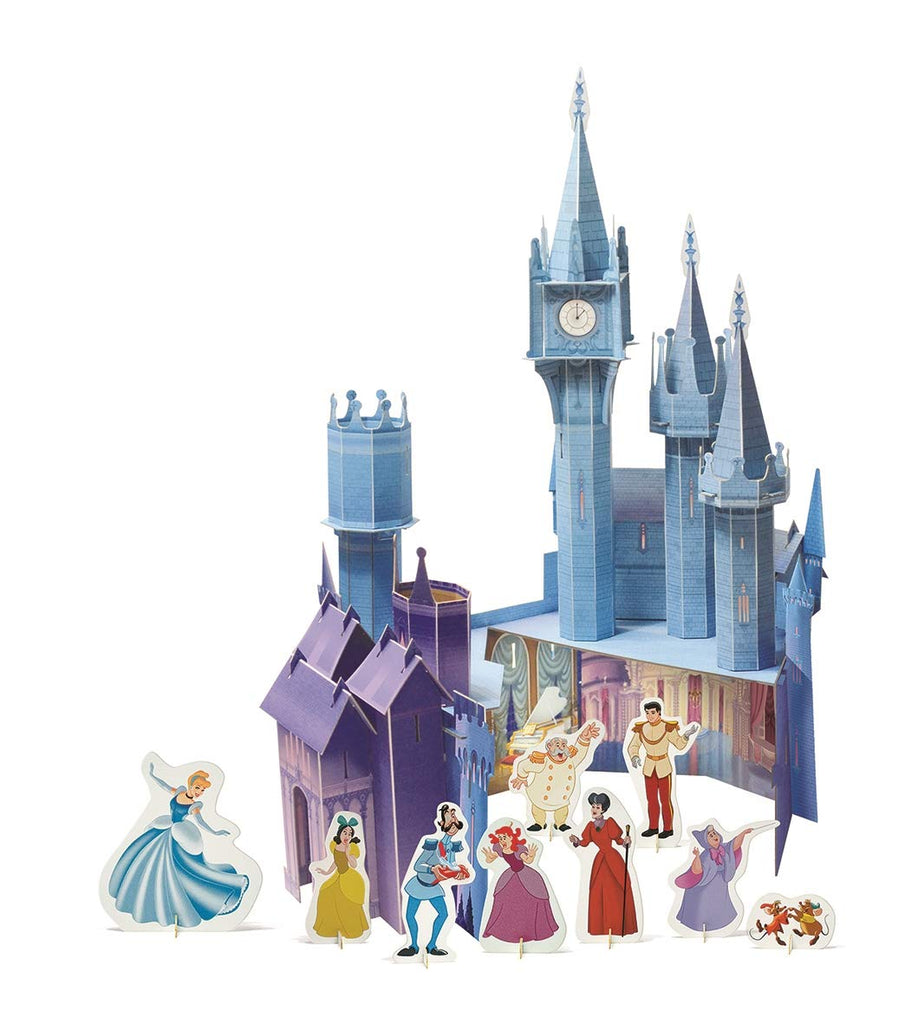 Cinderella's Castle Build-It