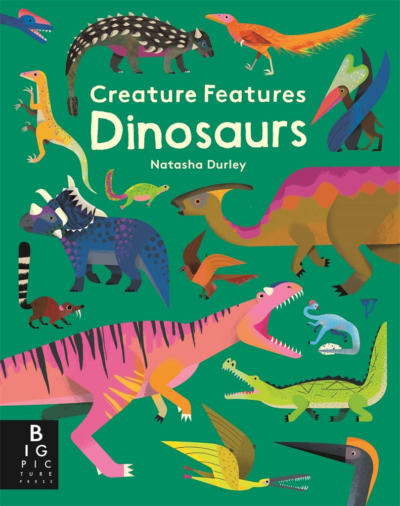 Creature Features Dinosaurs