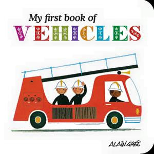 First Book of Vehicles