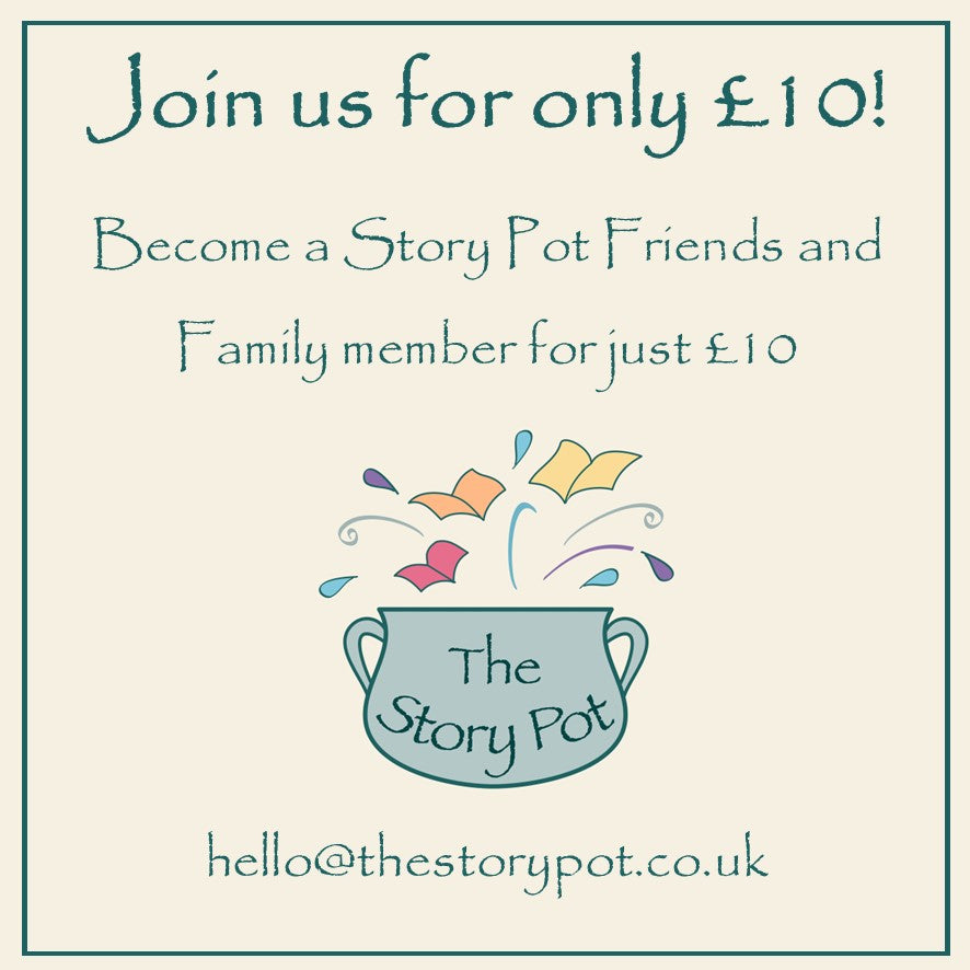 Join The Story Pot - Friends and Family