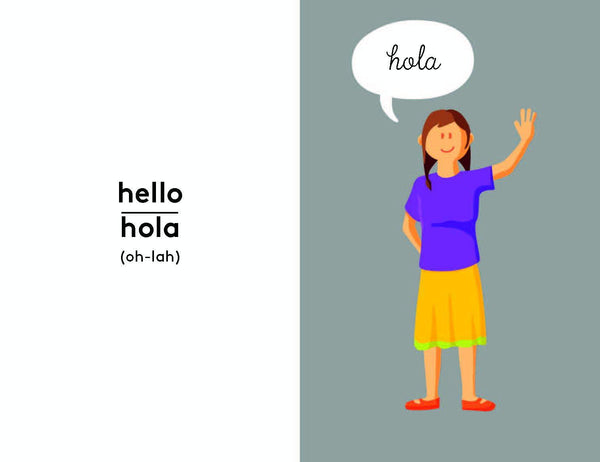 First Words Spanish