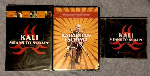 Dvds and Cd from KIL