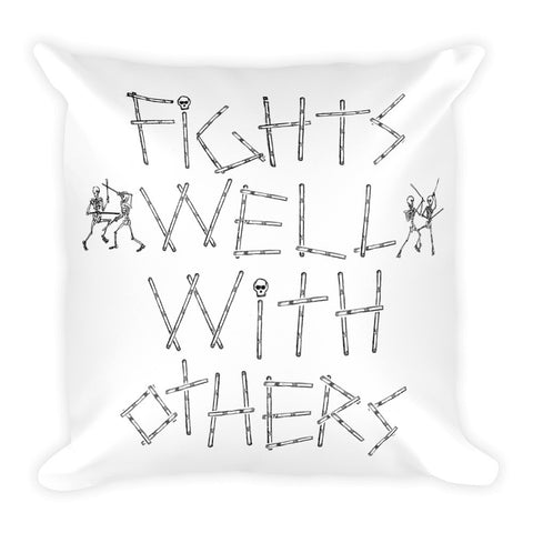 KIL Fighting Pillow