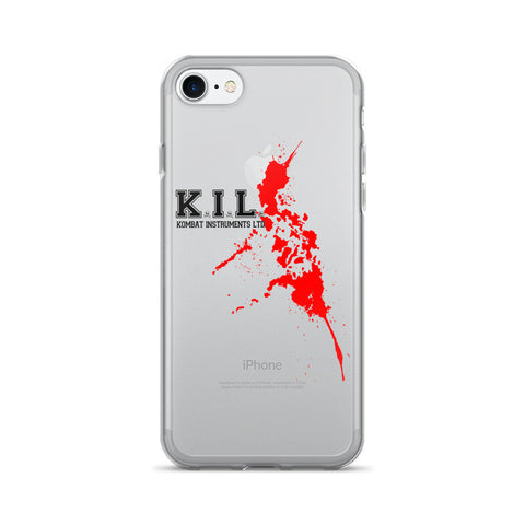 Philippine Islands iPhone 7/7 Plus Case