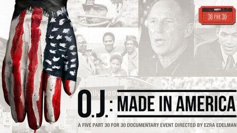 O.J.: Made in America poster
