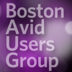 Boston Avid Users Group logo