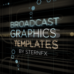 SternFX Broadcast Graphics AE, Vol I