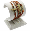 Globetrotter Wrap Around Bracelet - Miss Grandeur