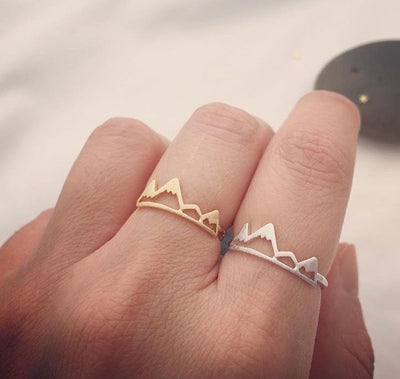 Mountain Ring (Adjustable) - Miss Grandeur