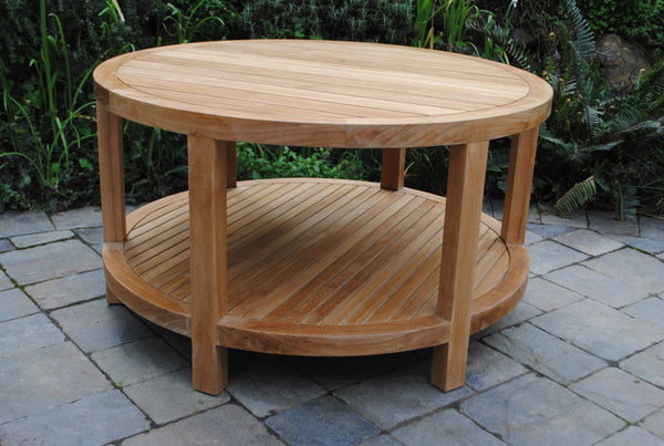 Capitola Round Coffee Table