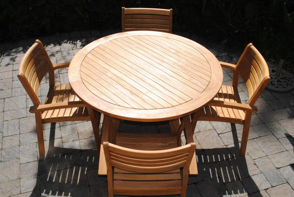 "43"" Round Table"