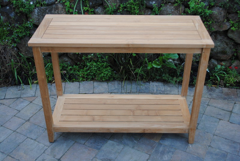 Console Buffet Table