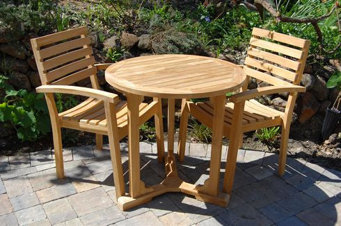 "30"" Round Bistro Table"
