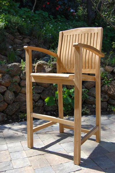 Napa Bar Chair W/ Arms