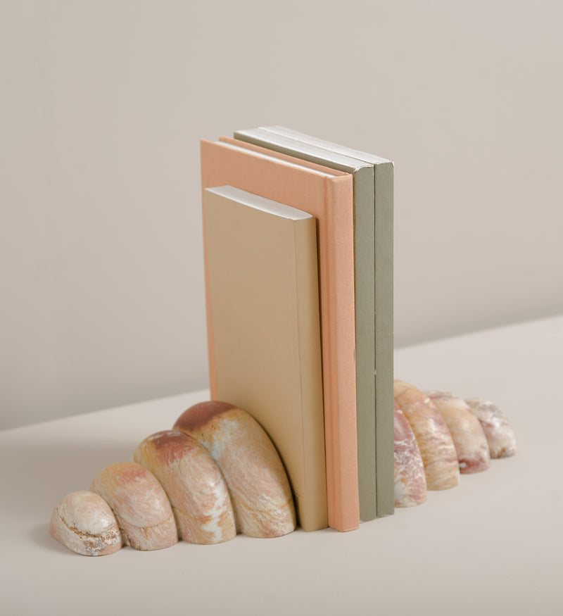 Monolith Series - Cloud Bookend
