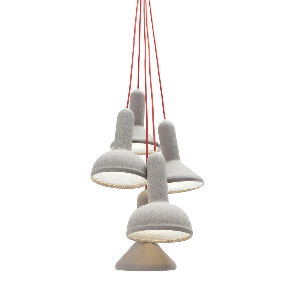 Torch Pendant Light, S5 Bunch [spring clean]