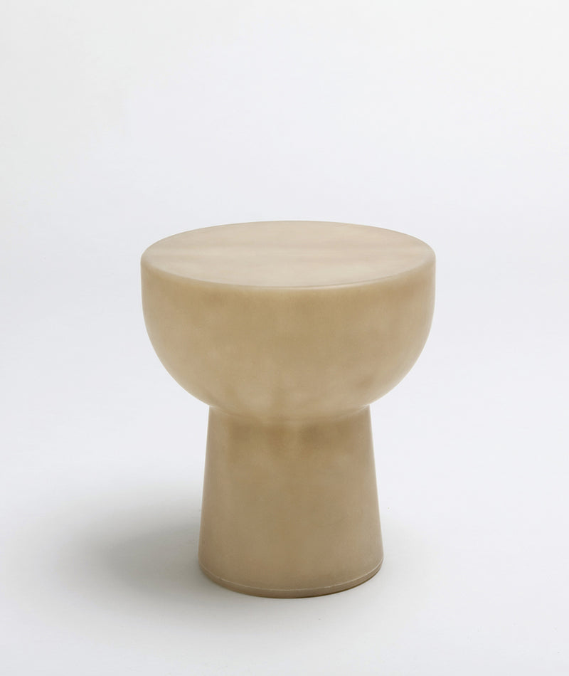 Roly Poly Stool / Raw