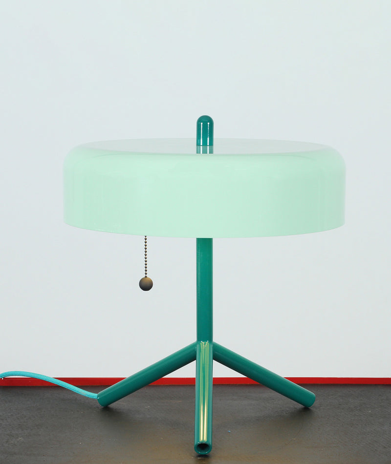 F/K/A Table Lamp -  Green / Green / Green