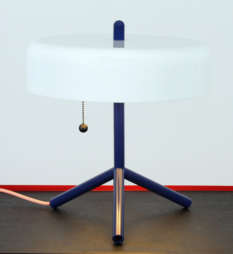 F/K/A Table Lamp - White / Blue / Pink