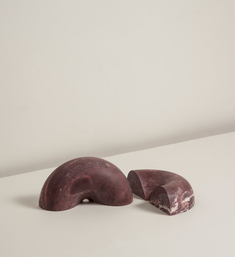 Monolith Series - Doughnut Bookend