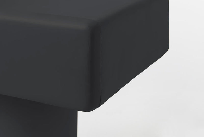 Roly Poly Night Stand / Charcoal