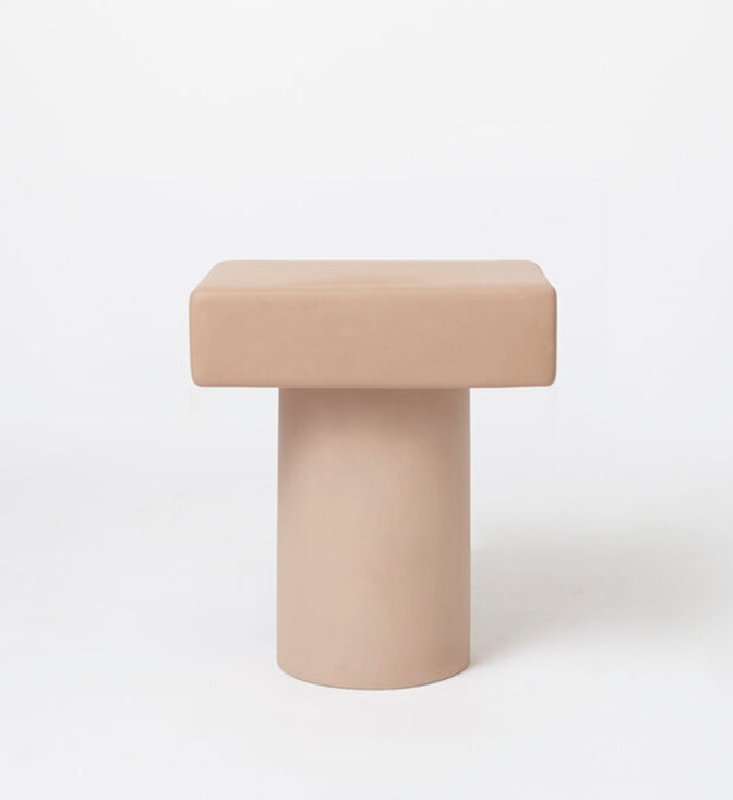 Roly Poly Night Stand / Putty