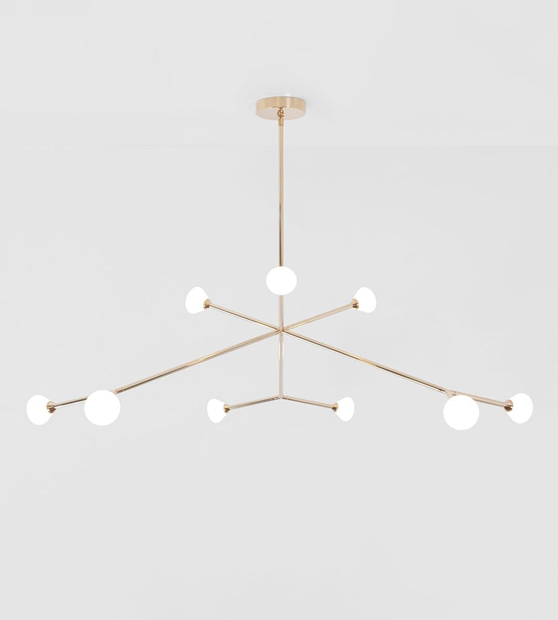 Nova Chandelier- 9 Lights