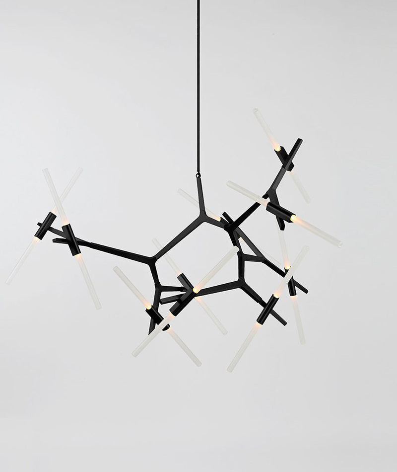 Agnes Chandelier - 20 Lights