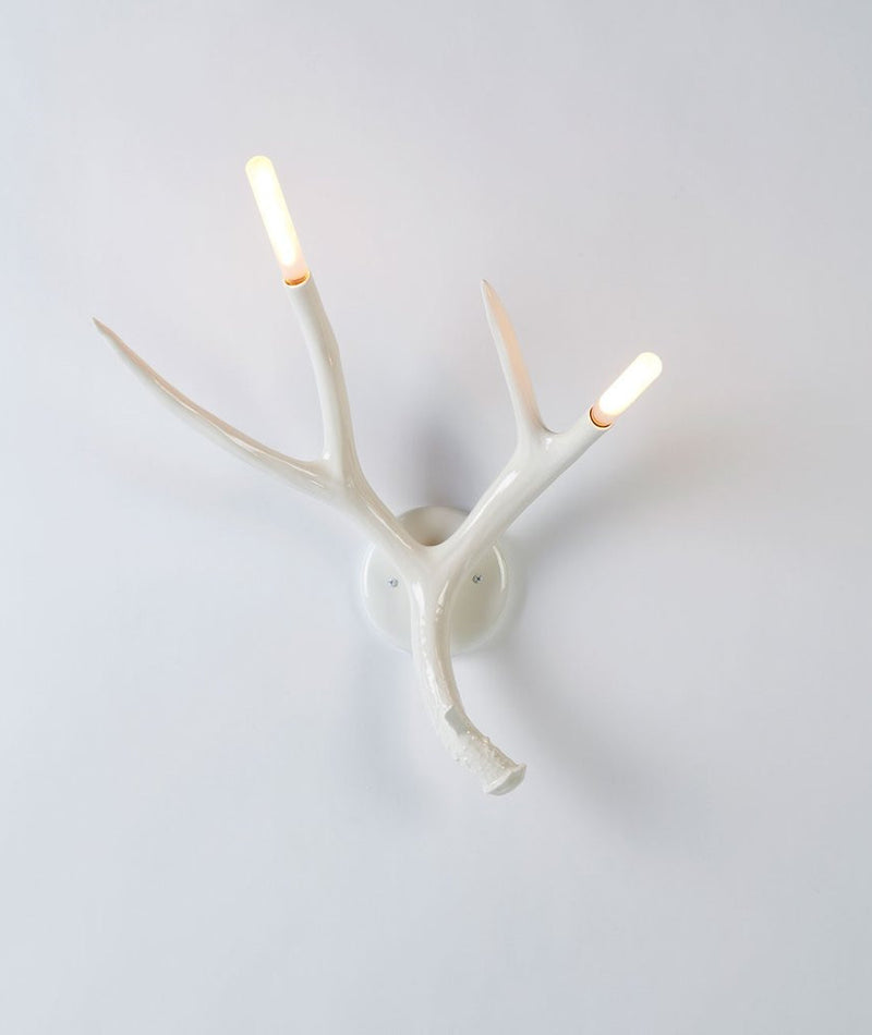 Superordinate Antler Sconce