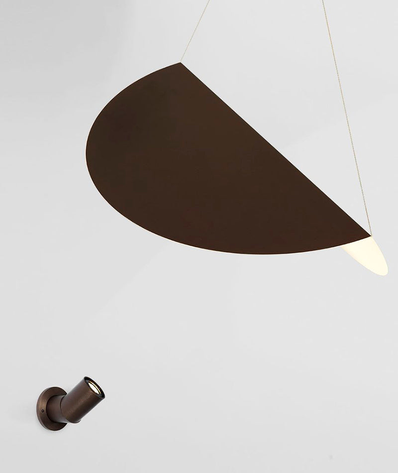 Bounce Large Shade - Wall Mount