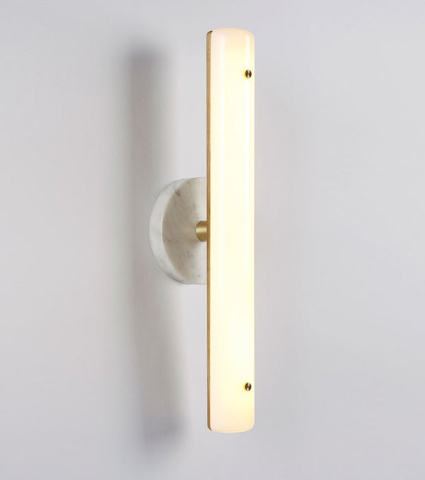 Counterweight Circle Sconce