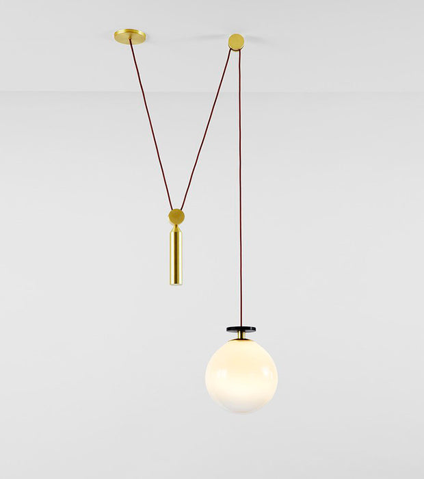 Shape Up Pendant - Globe