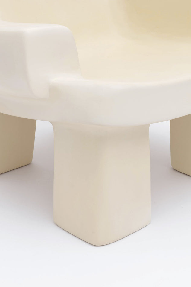 Fudge Chair - Cream
