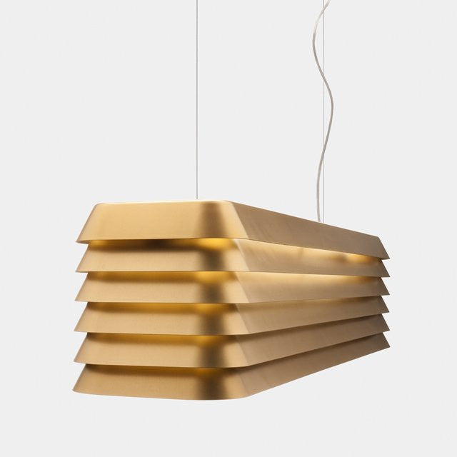 Louvre Pendant Light [spring clean]