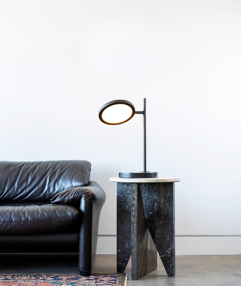 Discus Table Lamp