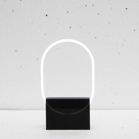 Voie Table Lamp - Resin
