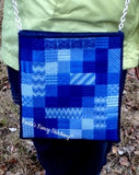 77. Little Blue Book Bag