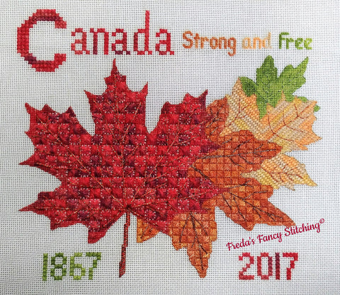90. Canada Strong and Free