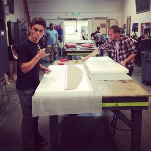 Moda DIY Surfboard Workshop