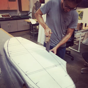 Moda DIY Surfboard Workshop #2
