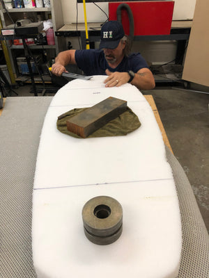June 9, 2018 - Moda DIY Surfboard Workshop 8