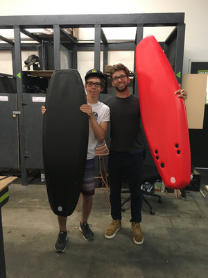 Sept. 16, 2017 - Moda DIY Surfboard Workshop 6