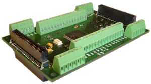 Khepera IV KoreIO Extension Board